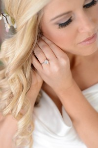 Bridal makeup by Christy Lavallee for Christy & Co.